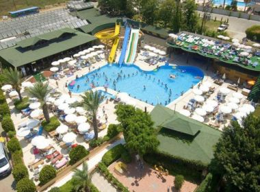 Beach Club Doğanay -  Alanya - Ultra Herşey Dahil