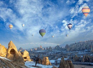 Kapadokya Turu (3 Gece 4 Gün) 2 Gece Konaklamalı