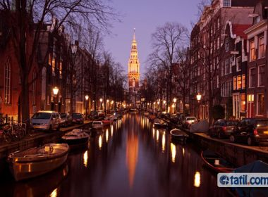 Sömestre Amsterdam Pgs Ile Istanbul-Ankara-Izmir Hareketli 2 Gece