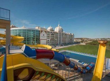 Alan Xafira Deluxe Resort & Spa -  Alanya - Ultra HerŞey Dahil
