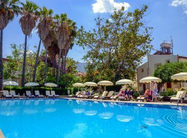 Rıversıde Garden Resort