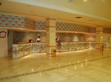Salamıs Bay Contı Hotel Yılbaşı Uçaklı Paket
